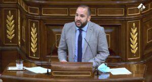 Miguel González defiende en el Congreso la Ley de Garantía a las personas con discapacidad, que beneficiará a 30.000 personas de la provincia de Ciudad Real