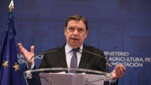 El ministro Luis Planas anuncia la convocatoria del Plan Renove de maquinaria agraria con 6,55 millones de euros