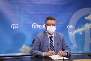 """Moreno acusa a Page de utilizar la campaña de vacunación para `lavar su imagen´, pero advierte: """"Los castellano-manchegos no van a olvidar sus continuos insultos y faltas de respeto"""""""