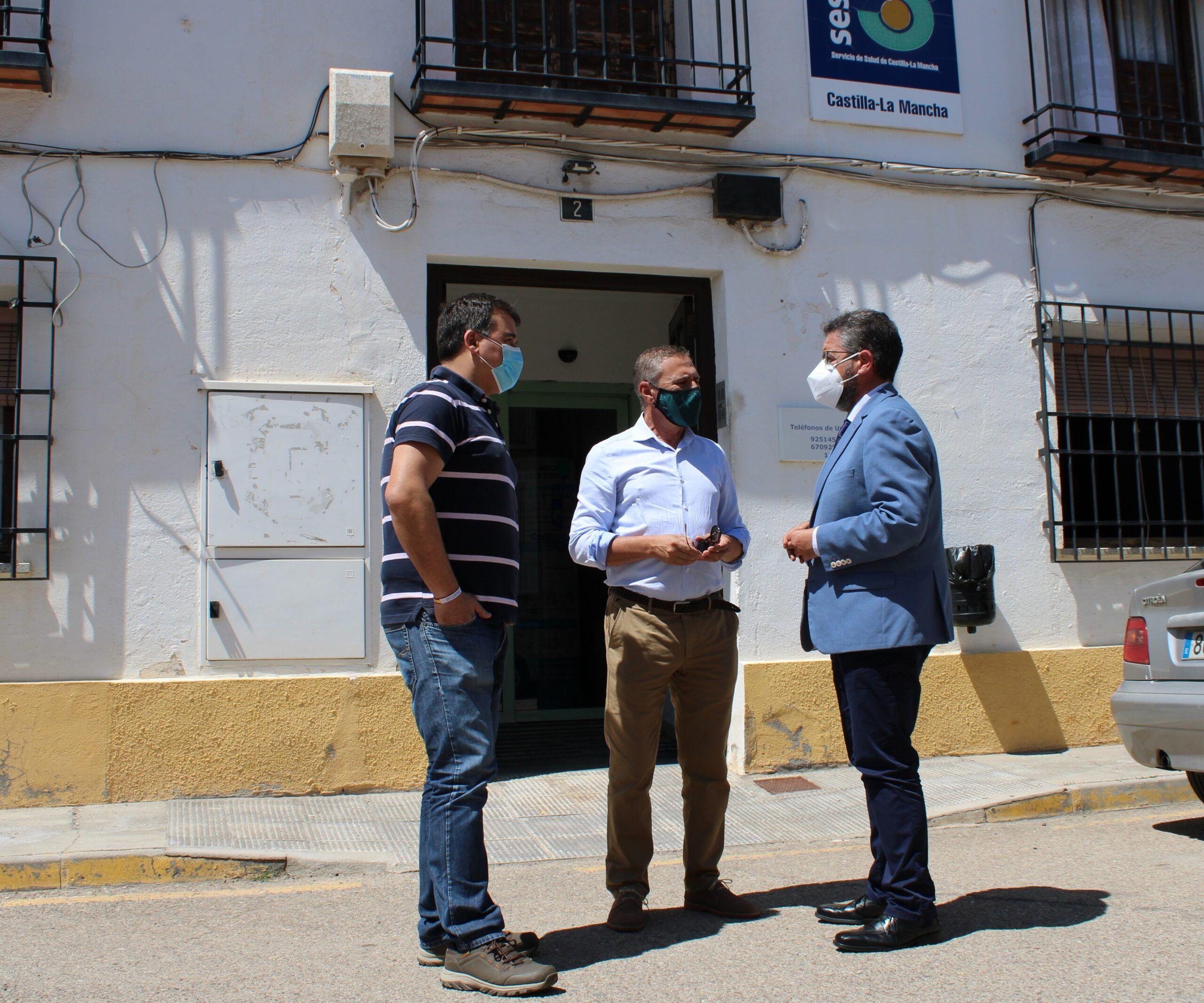 Moreno reclama a Page que dé marcha atrás al cambio de modelo en Atención Primaria, por el que se están suprimiendo servicios