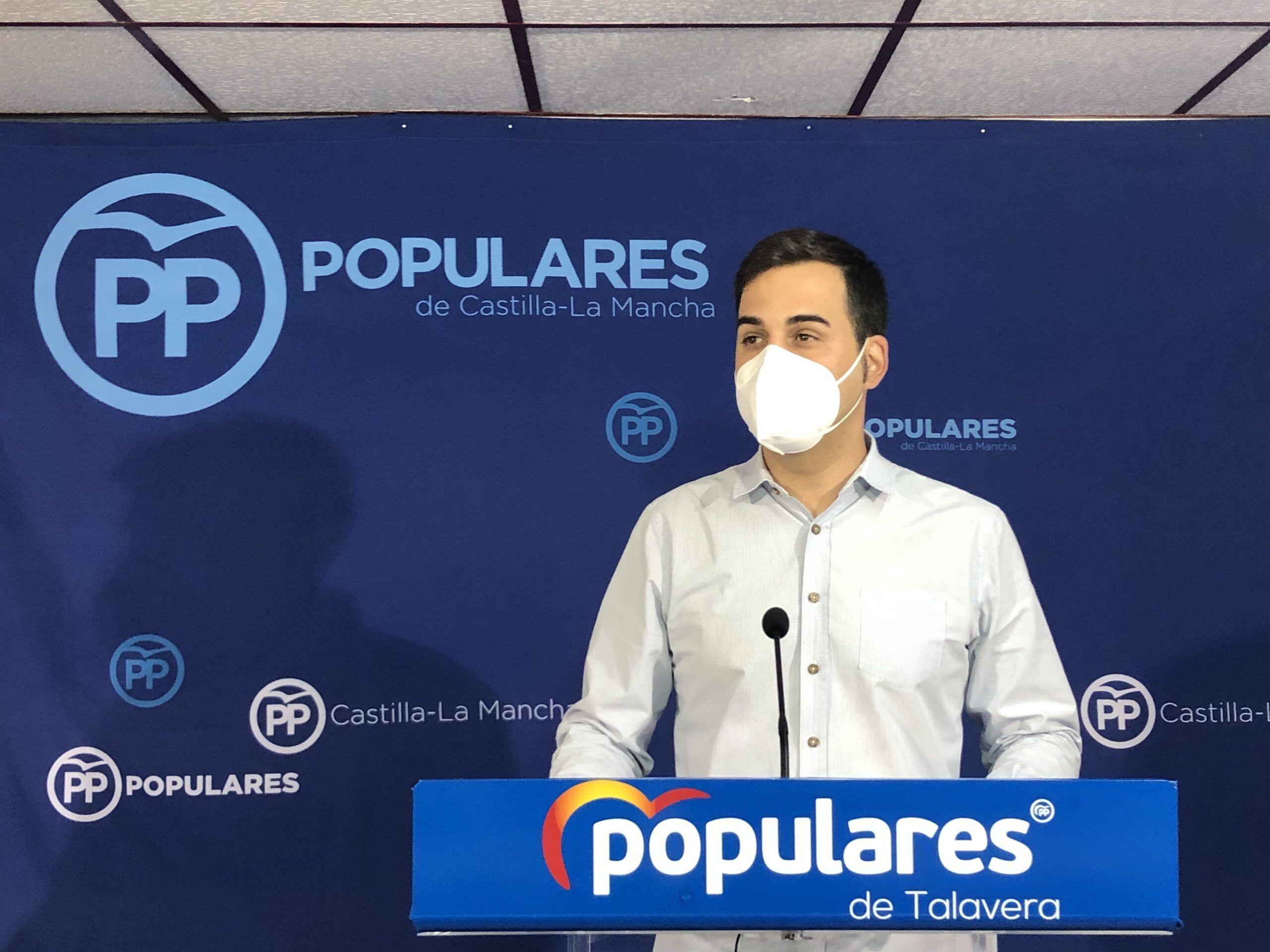 Muñoz-Gallego lamenta que Talavera acumule 905 parados más desde que el PSOE gobierna