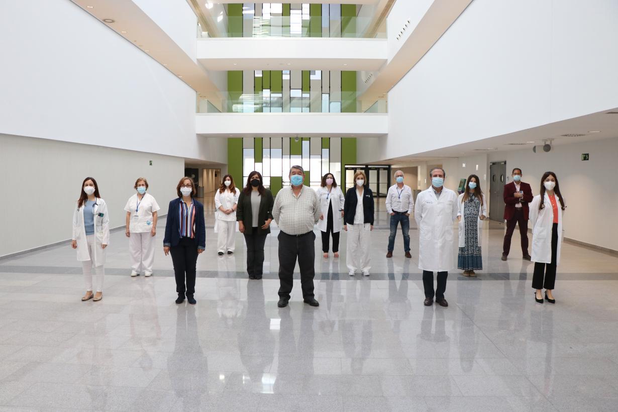 Las consultas externas del servicio de Nefrología inician la actividad asistencial en el Hospital Universitario de Toledo