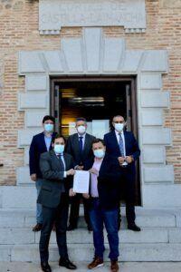 """Núñez y Serrano afirman que """"es el momento de lograr un compromiso claro y nítido de las administraciones con el desarrollo de Albacete"""