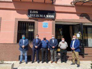 El Gobierno regional ha destinado 605.000 euros en ayudas directas a un total de 307 autónomos y pymes afectados por la crisis del Covid en el municipio de Ocaña
