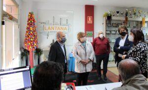 Las subvenciones del Gobierno de Castilla-La Mancha facilitan a Lantana contratar a seis trabajadores para desarrollar sus proyectos de inclusión