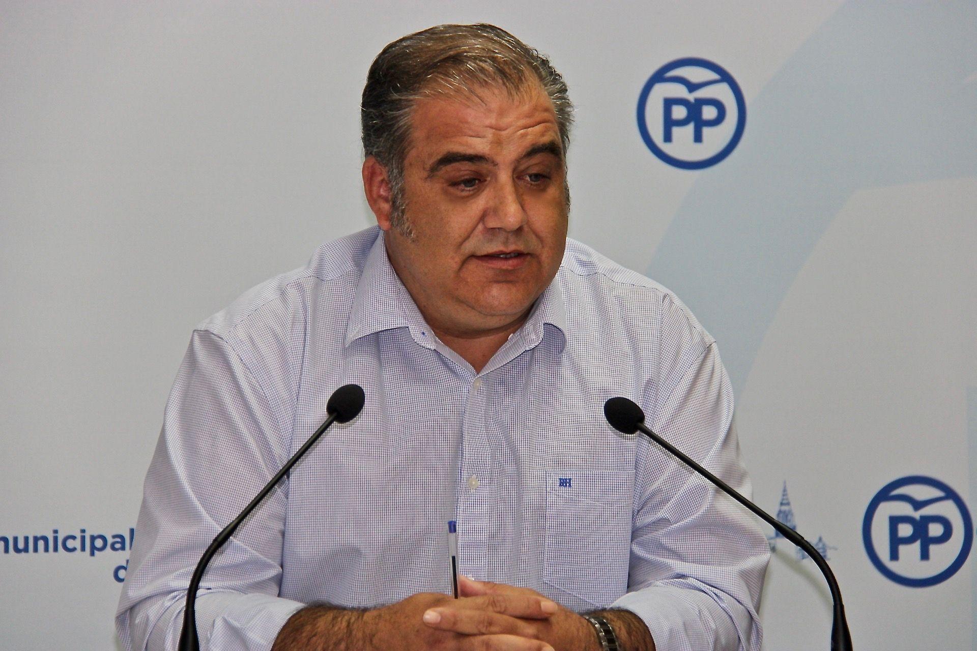 El PP subraya la necesidad urgente de contar con un nuevo POM y advierte de los problemas que está generando a la ciudad y a la economía local la falta del mismo