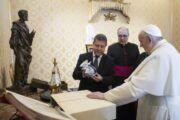 El presidente García-Page destaca la figura del Papa Francisco a nivel internacional, por encima de cualquier credo o religión