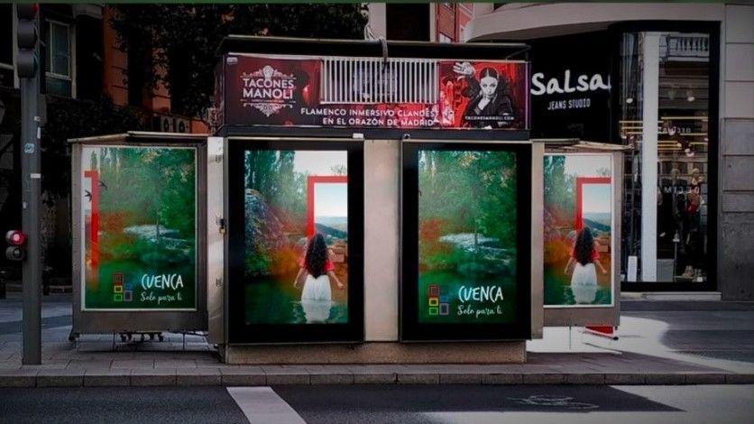 El Ayuntamiento lanza en Fitur una ambiciosa campaña promocional en Madrid para reivindicar la calidad de Cuenca como destino