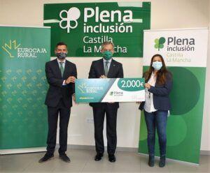 Fundación Eurocaja Rural contribuye a la formación online de menores con discapacidad intelectual de Plena inclusión CLM