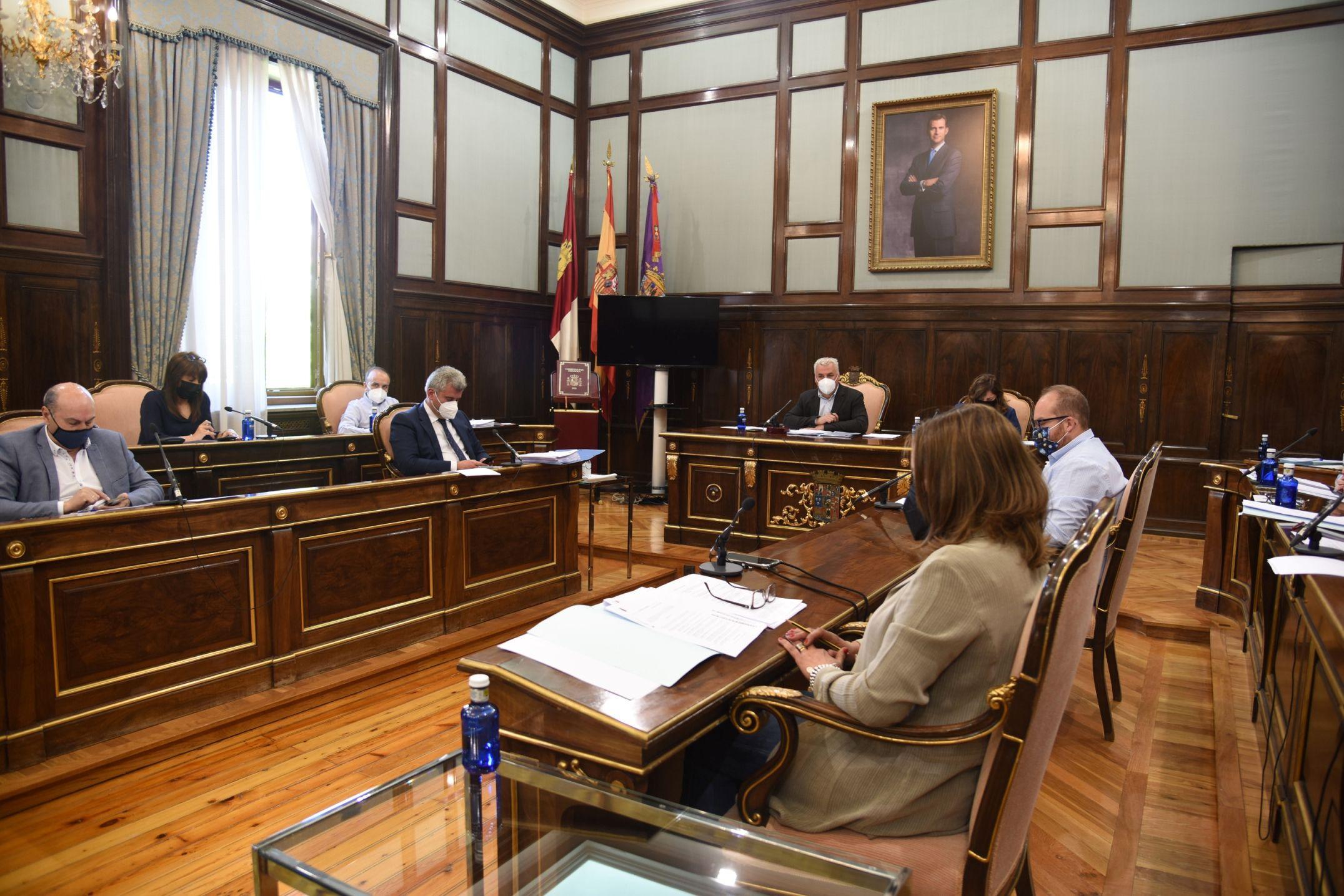 La Diputación de Guadalajara ejecutará en 2021 el mayor Plan de Obras Hidráulicas anual de su historia