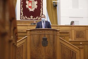 """Prieto pide responsabilidades a la Junta por el derribo de la presa de Cristinas, """"en Fitur vende nuestro patrimonio y aquí lo destruye"""""""