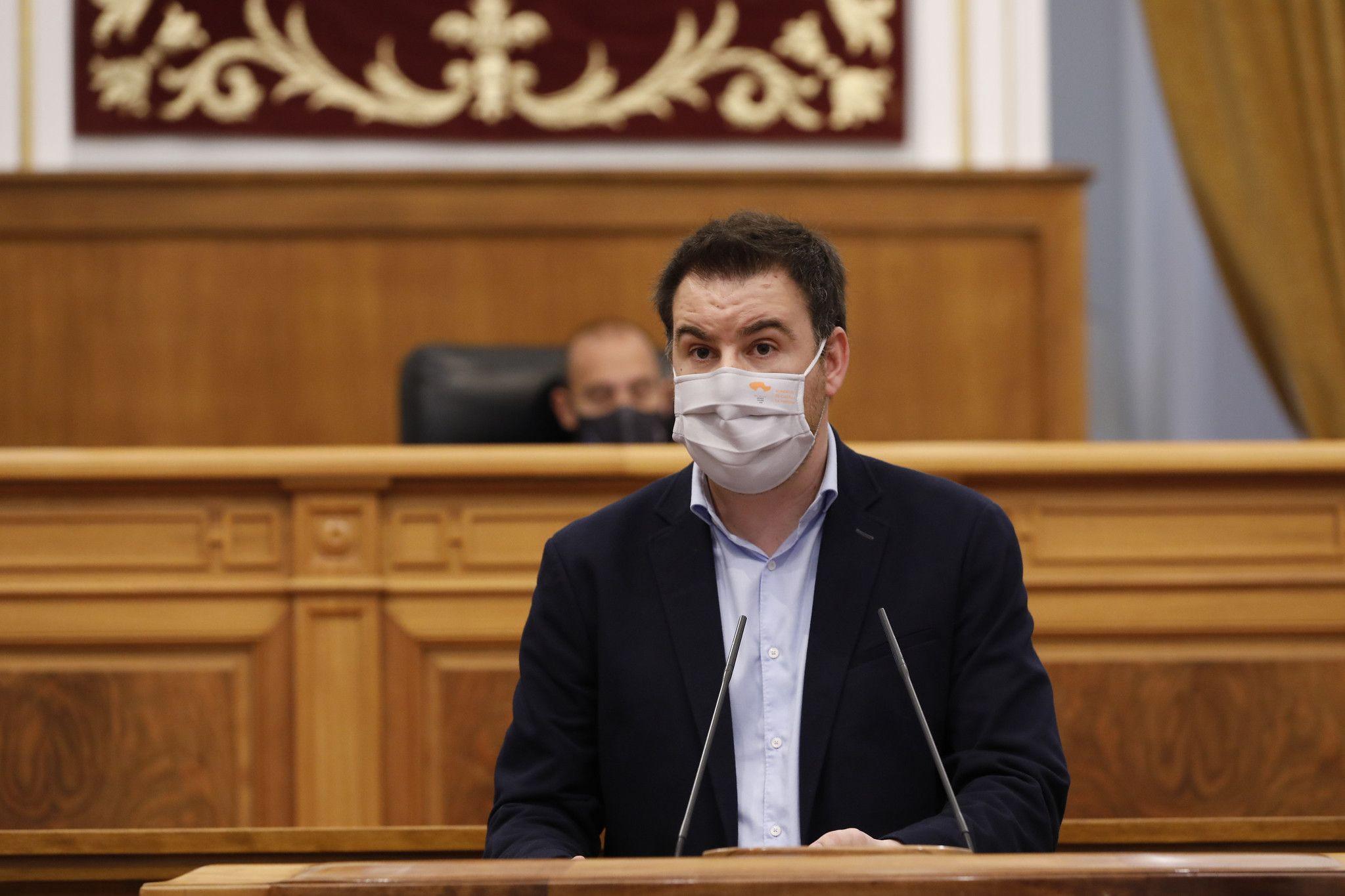 Sánchez Requena critica el intento del PP de retrasar los fondos europeos para España y CLM solo por