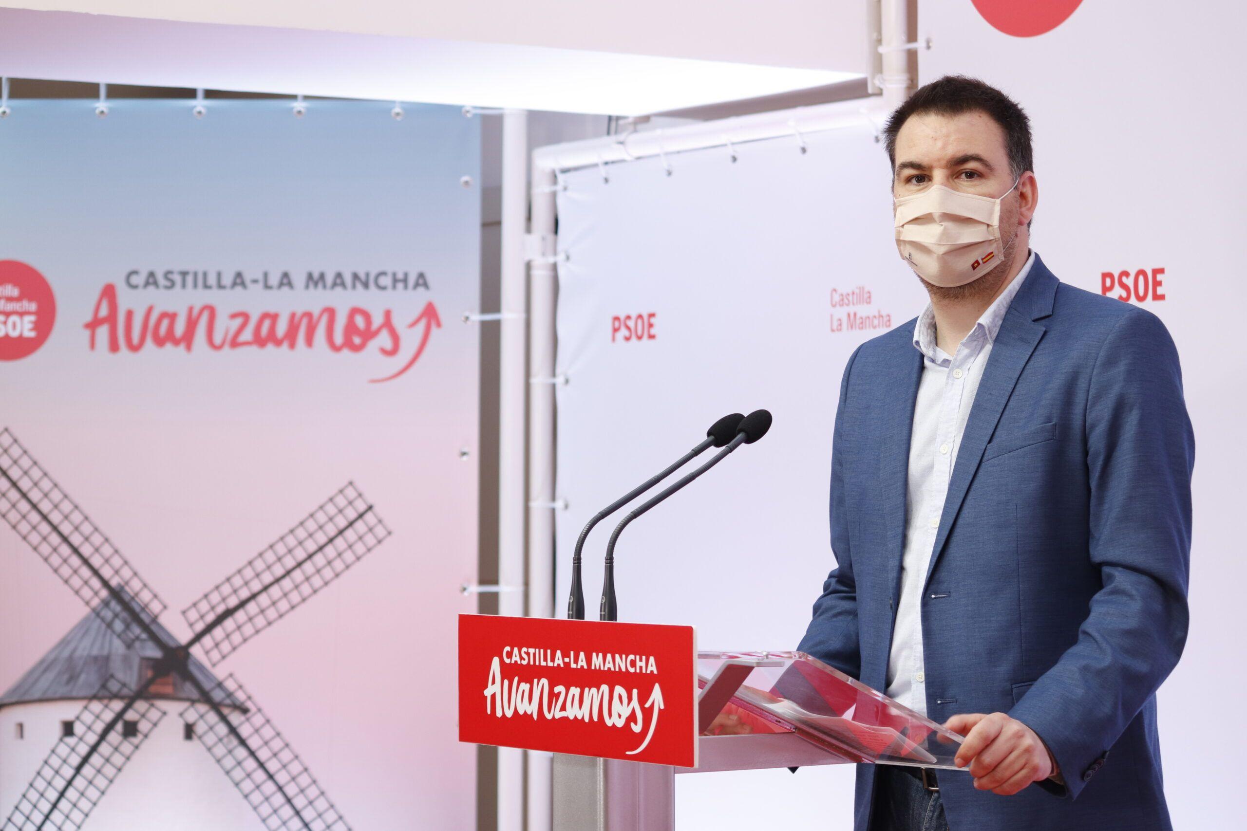 El PSOE de CLM pide