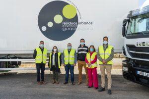 El Consorcio de Residuos incorpora nueve vehículos de transporte, con una inversión de 430.000 €