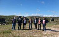 El Gobierno de Castilla-La Mancha invierte 90.000 euros para mejorar las infraestructuras del Parque Natural del Barranco del Río Dulce