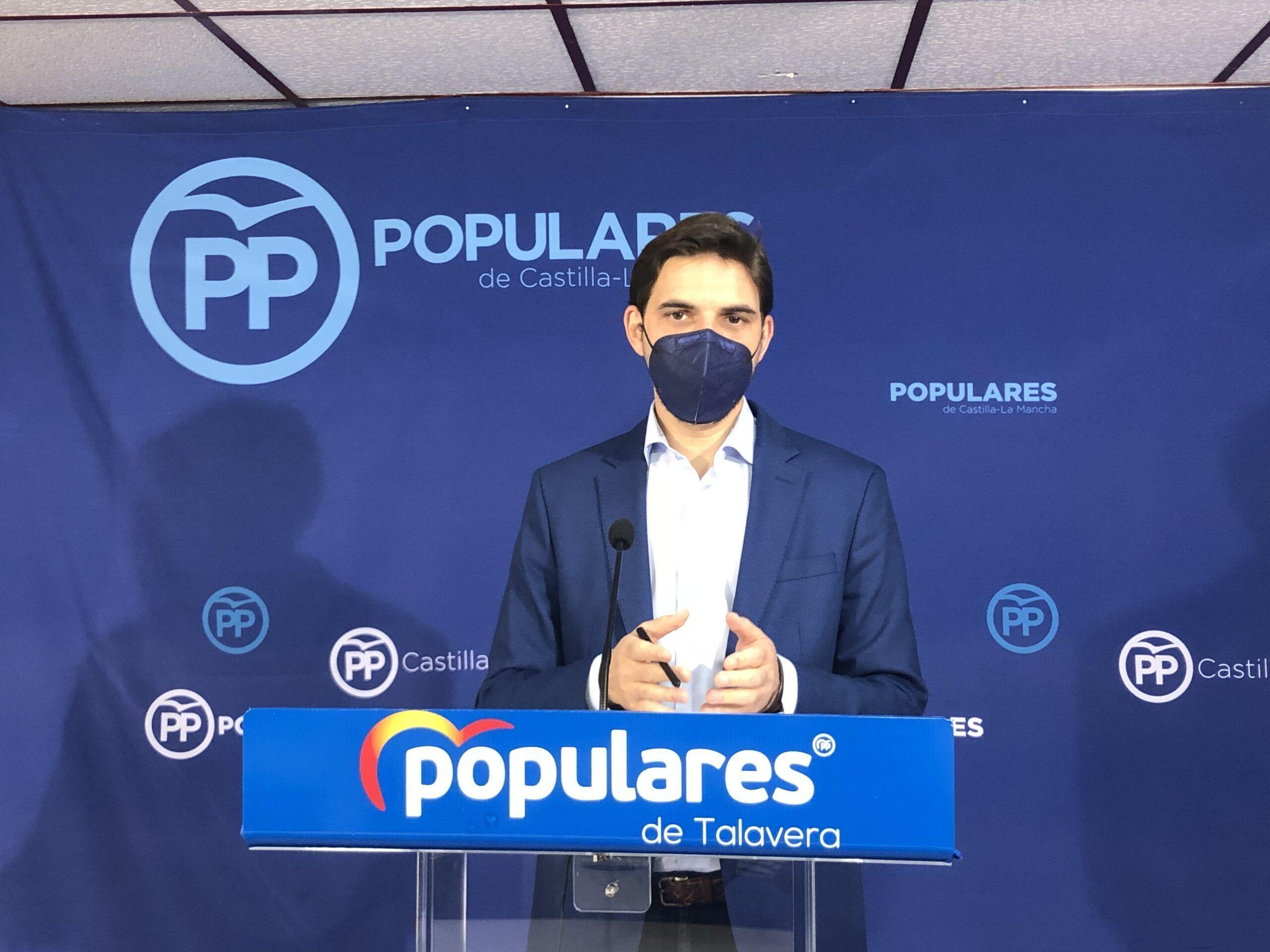 Santiago Serrano recuerda que García-Page ha sido uno de los presidentes más restrictivos en las medidas anti covid-19