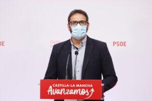 """Gutiérrez: """"Hoy se inicia el fin de la etapa más oscura de CLM y tiene que acabar con la asunción de responsabilidades"""""""