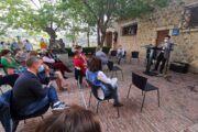 El Ayuntamiento participa en la presentación 'La buena gente' de Damián Rojas que aglutina vivencias sobre el Trabajo Social