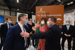 Tierraseca destaca el compromiso del Gobierno de España con el turismo de Castilla-La Mancha