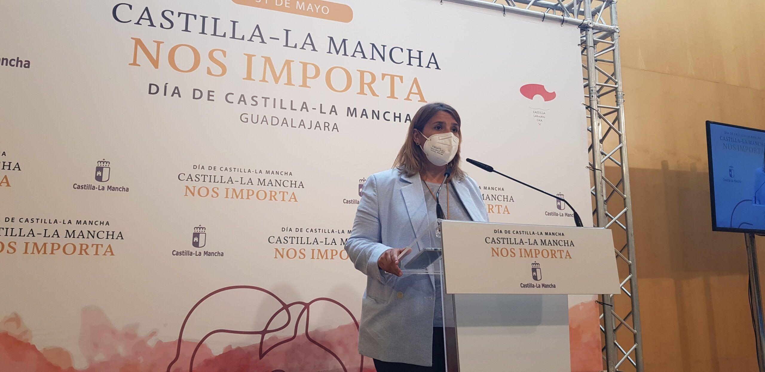 La presidenta de la FEMP-CLM reivindica el municipalismo y el papel de alcaldes y alcaldesas de Castilla-La Mancha en la lucha contra la pandemia