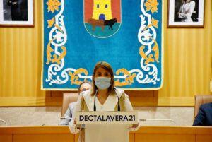La alcaldesa anuncia la licitación para la rehabilitación integral de los Jardines del Prado y la restauración de la azulejería de la Basílica por 1,6 millones de euros