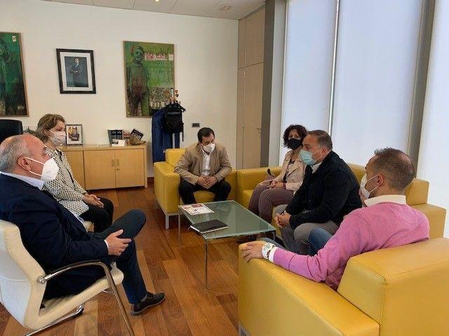 El Gobierno de Castilla-La Mancha subraya su apuesta por el diálogo social como eje imprescindible en las políticas de empleo y económicas