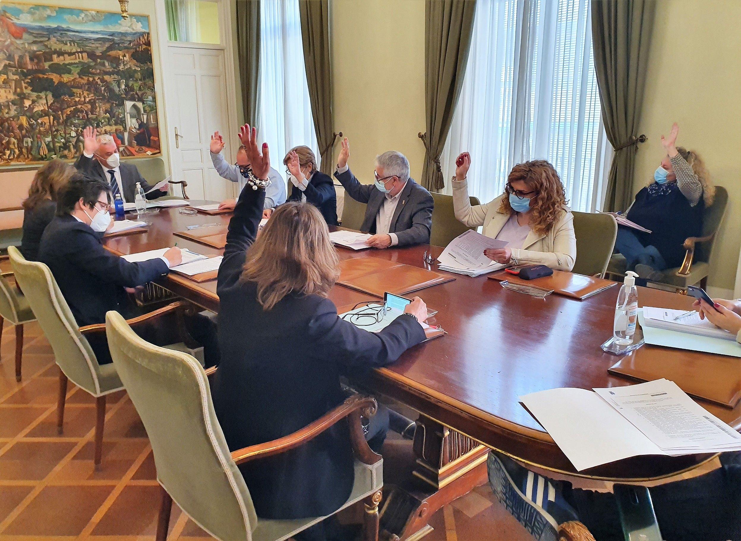 La Diputación convoca 94 plazas en la Residencia de Estudiantes para alumnos durante el curso 2021-2022