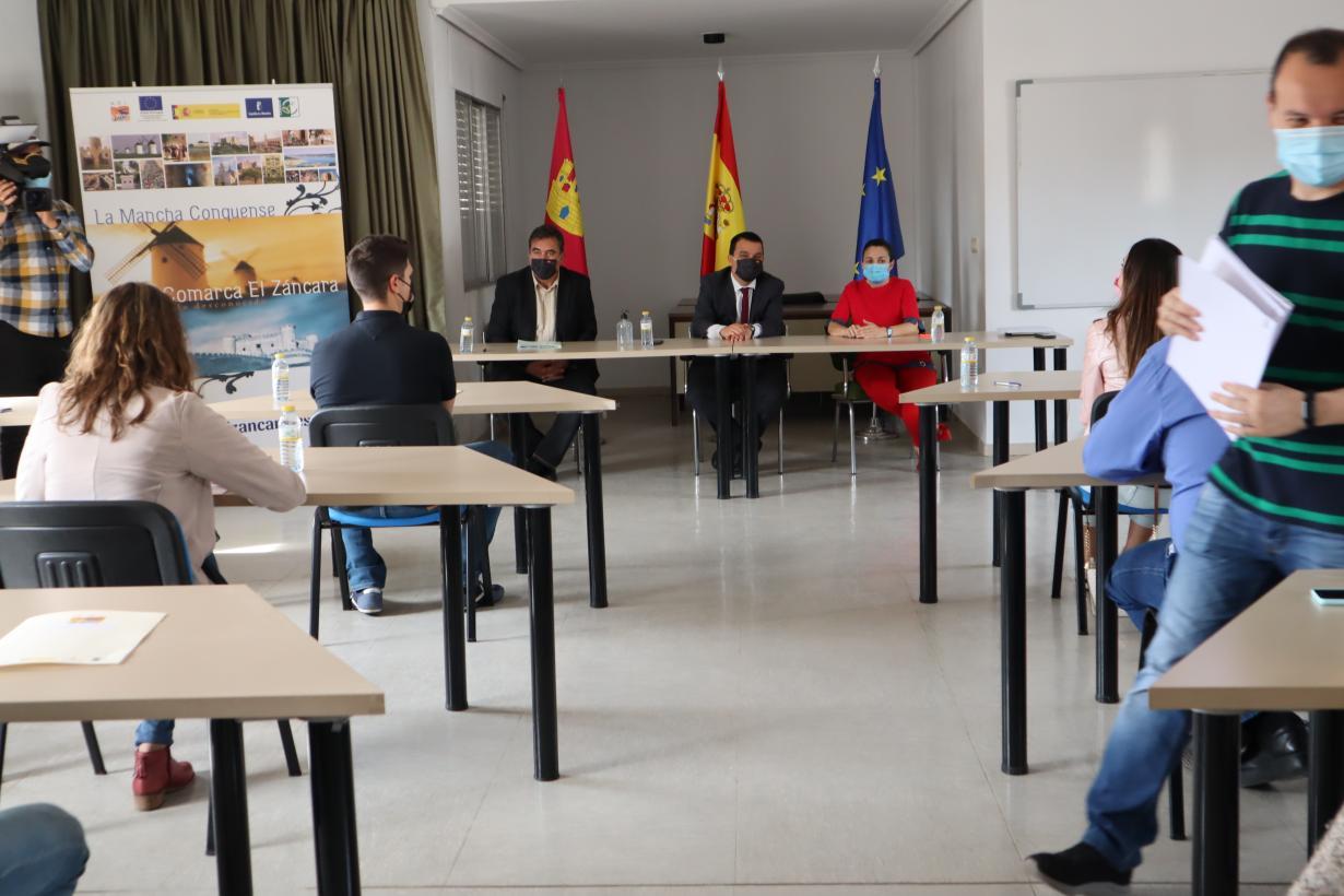 Castilla-La Mancha reivindica el valor de lo rural cada día y el trabajo que se realiza desde los 29 grupos de desarrollo rural de la región