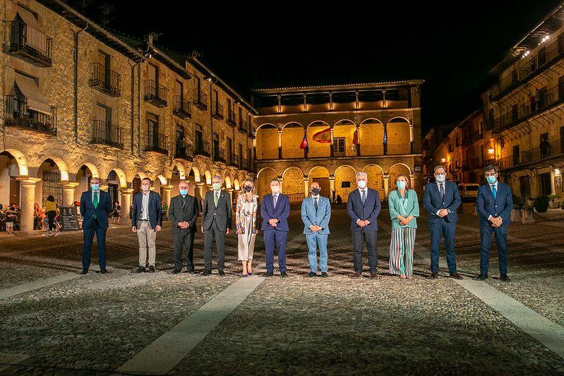 El Gobierno de Castilla-La Mancha continuará apostando por convertir a Sigüenza en una punta de lanza para el conjunto de la región