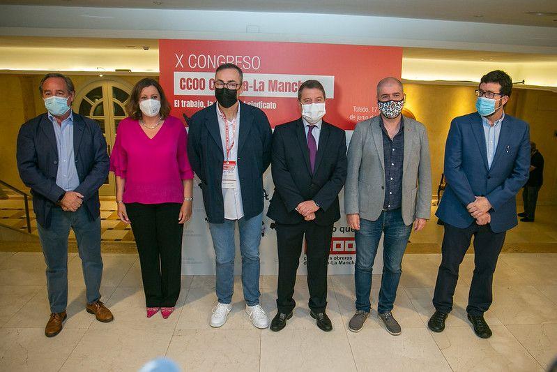 Las exportaciones crecen un 64,2 por ciento en Castilla-La Mancha en abril y cierran el mejor primer cuatrimestre del año de toda la serie histórica