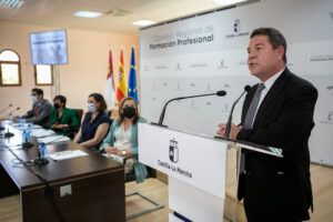 El Gobierno regional subraya el desarrollo de nuevos ciclos formativos y la inversión de más 742 millones de euros en el impulso a la FP en el marco del III Plan de Formación Profesional