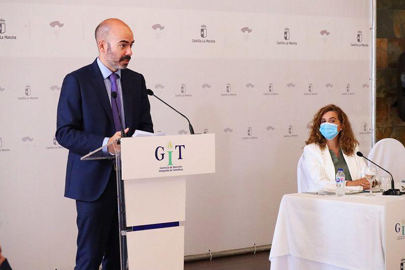 El Gobierno regional publica hoy la convocatoria para la selección de 12 especialistas médicos para la Gerencia de Área Integrada de Tomelloso