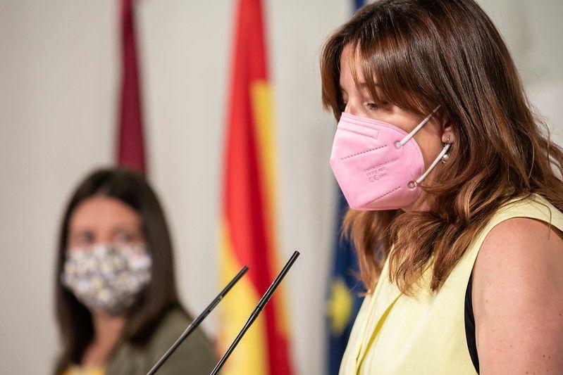 Castilla-La Mancha ha administrado en junio más de 600.000 dosis contra el Covid-19 y registra la incidencia acumulada más baja de España