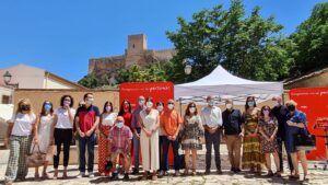 Fernández reivindica que CLM está a la cabeza en vacunación en España