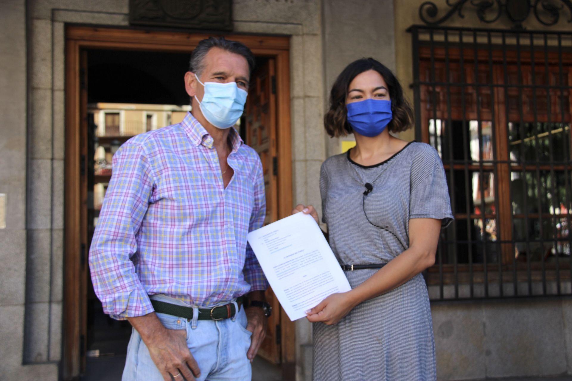 """El PP lleva a Tolón ante el Defensor del Pueblo por """"obstruir"""" la labor de la oposición municipal"""