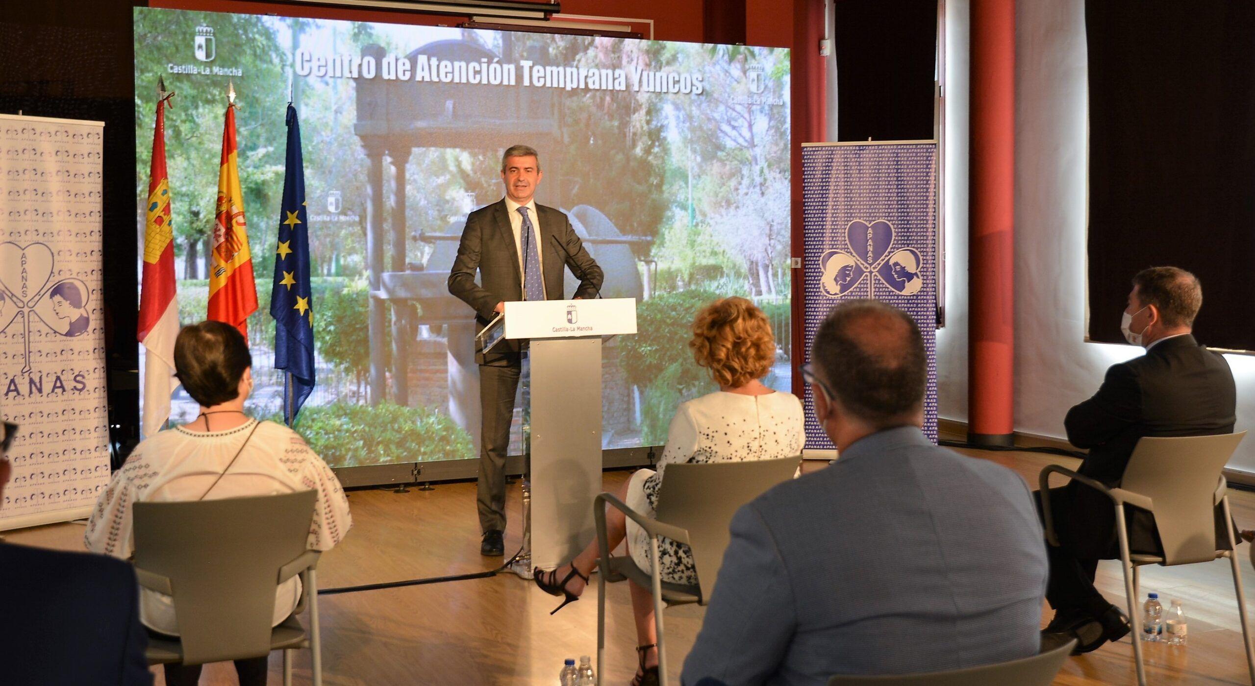 Se reabre el Centro de Día de enfermos de Alzheimer de la Diputación de Toledo