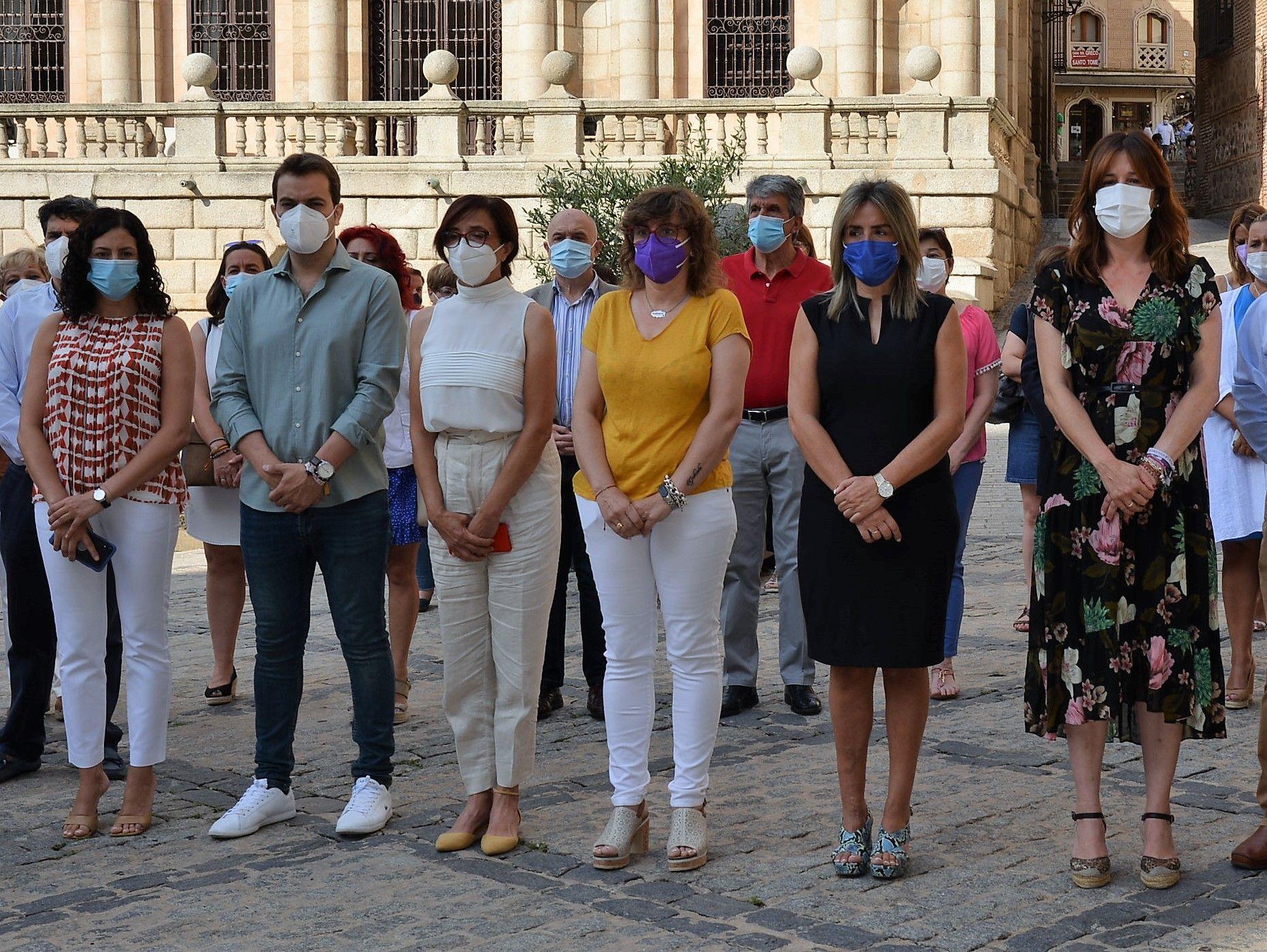 Ana Gómez expresa la repulsa del Gobierno provincial a los últimos asesinatos machistas