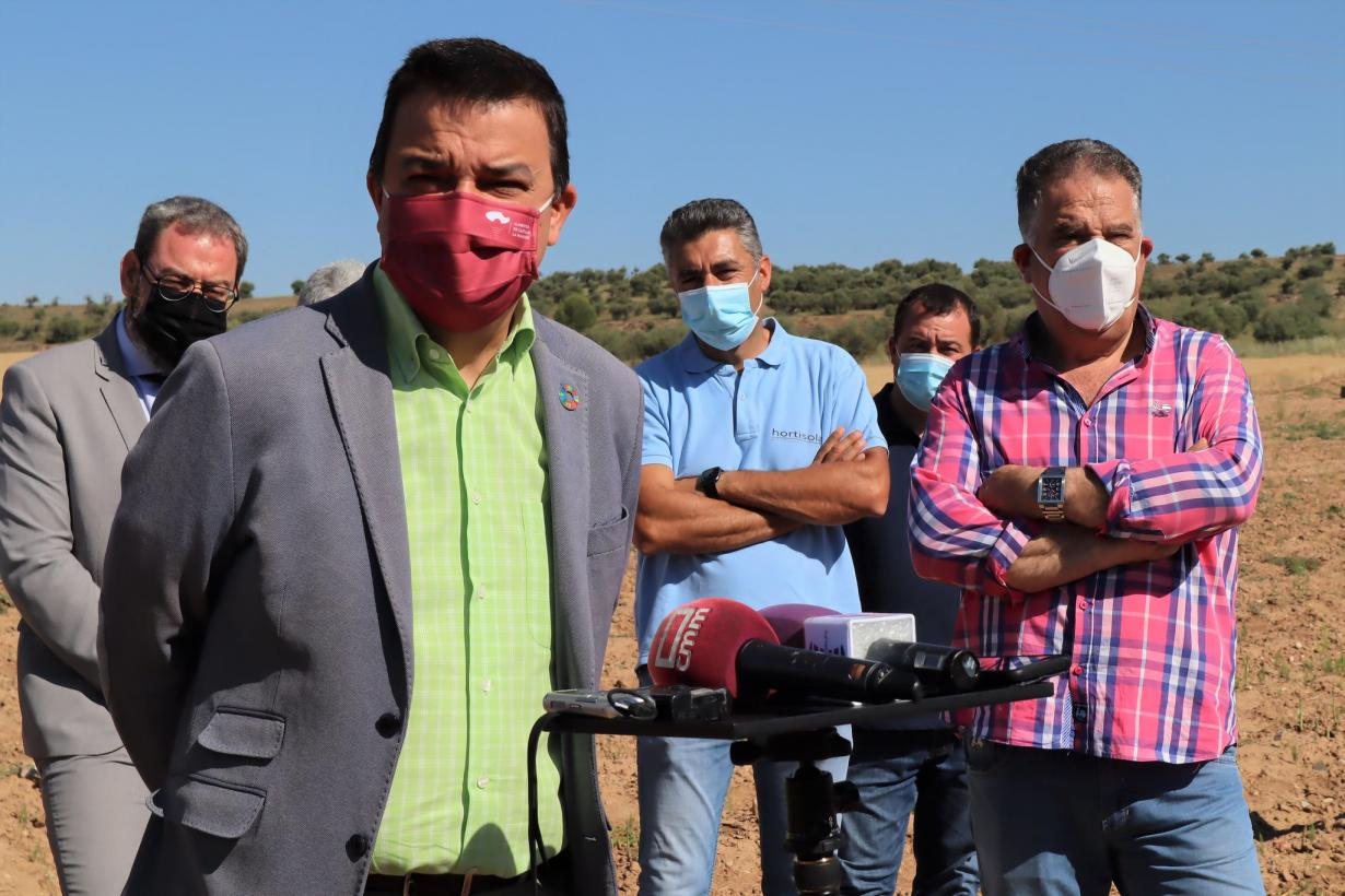 Castilla-La Mancha avanza en la propuesta para que el espárrago verde de Guadalajara se convierta en IGP dando más valor al esfuerzo de agricultores y trabajadores del campo