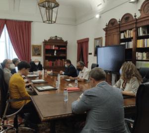 El Arzobispo de Toledo recibe a los miembros de la delegación diocesana para el Cuidado de la Creación