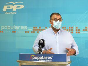Bernardo Ortega lamenta que Page vuelva a amenazar a la Hostelería y critica su mala gestión durante la pandemia sanitaria
