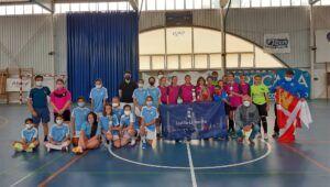 El Gobierno de Castilla-La Mancha destaca la importancia de impulsar el deporte femenino desde edades tempranas