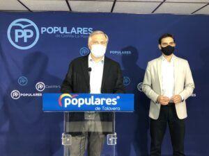 """El PP no es optimista con los fondos europeos para la región """"porque nadie conoce los proyectos de Page"""""""