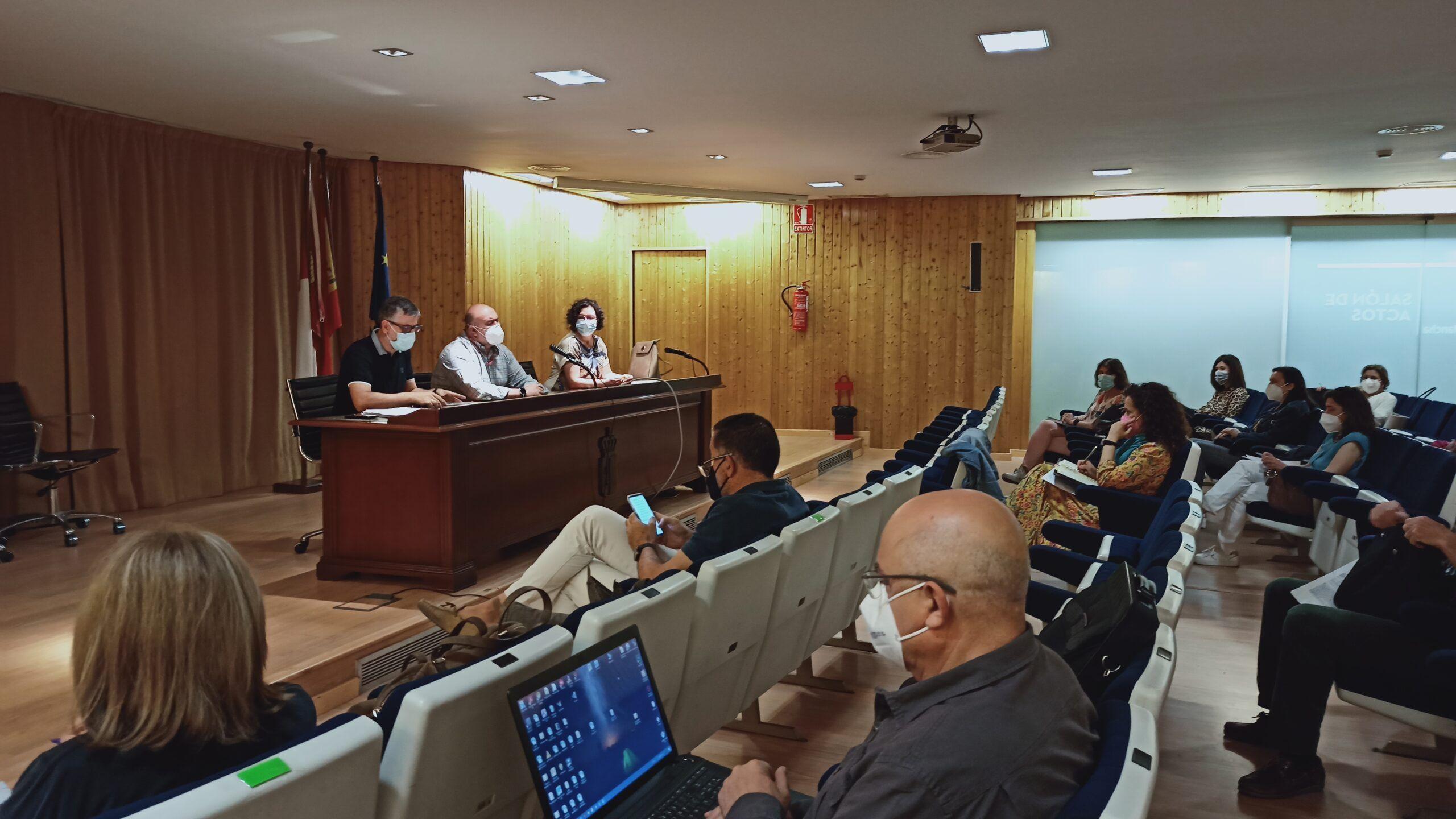 El Gobierno de Castilla-La Mancha manifiesta su compromiso inequívoco en la protección de las personas consumidoras de Ciudad Real