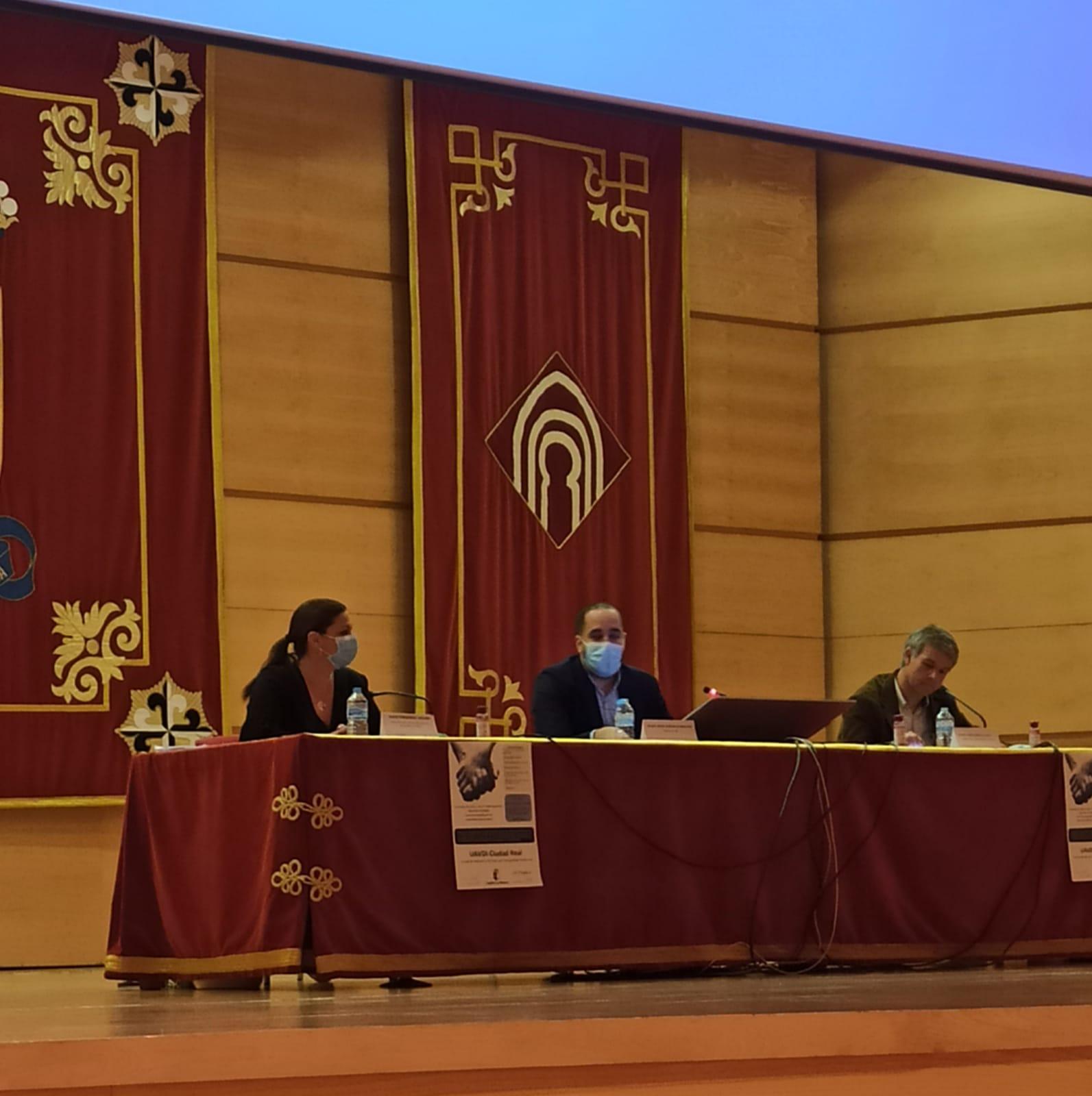 Caballero y Fernández ponen en valor los avances imparables que se están produciendo en derechos para las personas con discapacidad