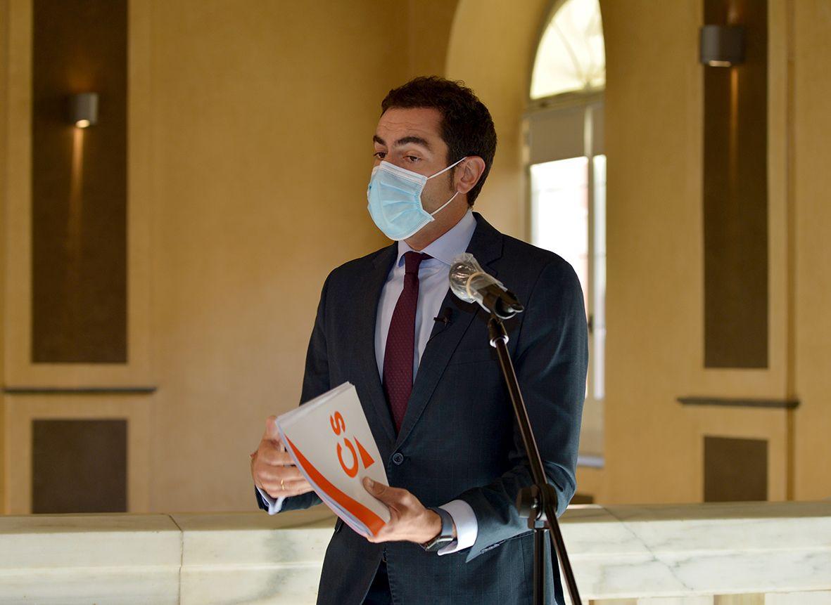 Comendador lamenta que el presidente de la Diputación de Toledo se alíe con los
