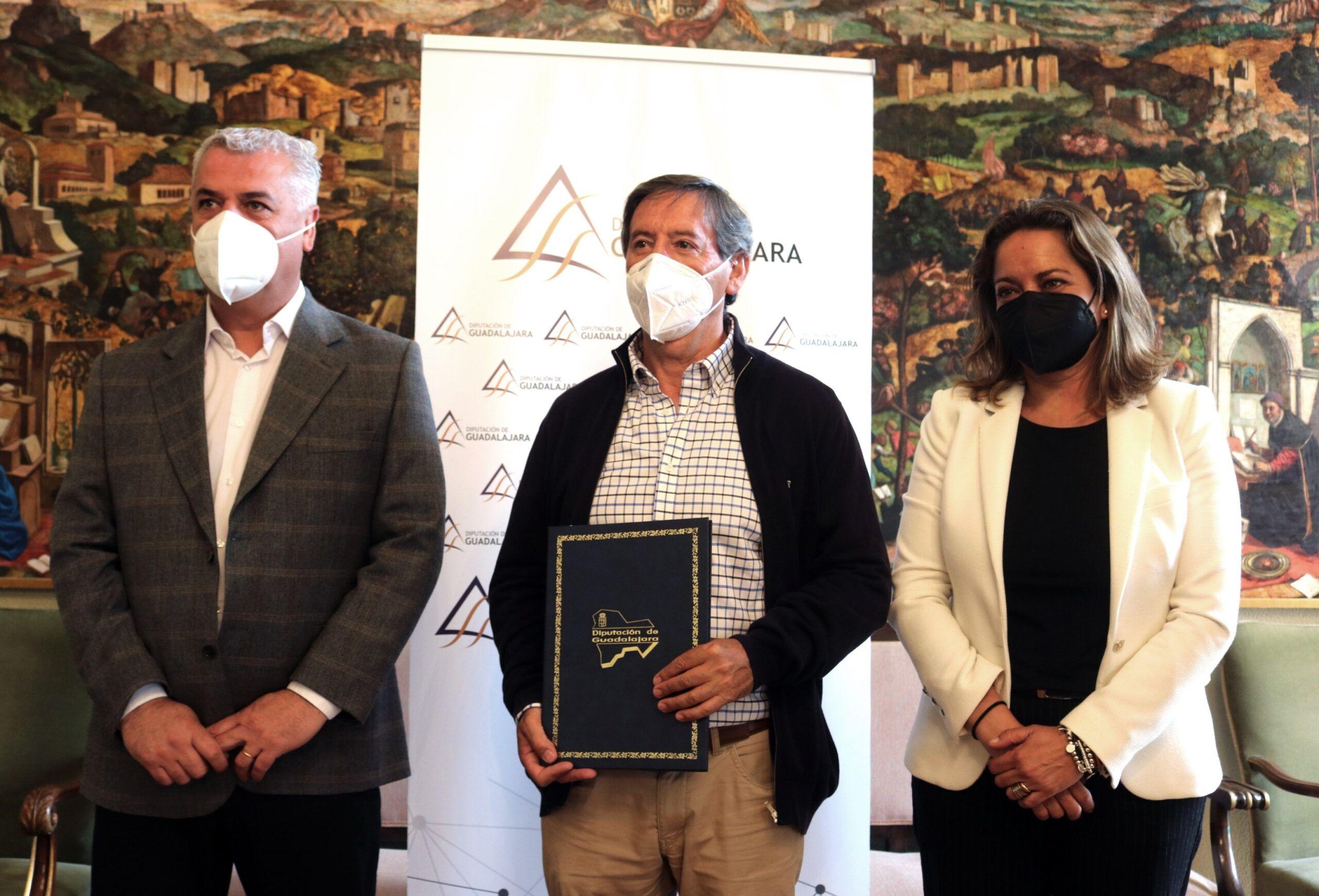 La Diputación de Guadalajara colabora con la asistencia a personas drogodependientes