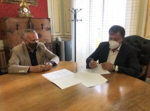 El Ayuntamiento de Cuenca renueva su convenio de colaboración con Renfe Viajeros