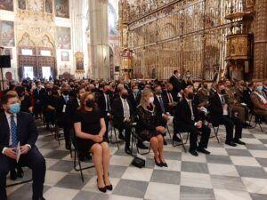 El Gobierno de España felicita a la ciudad de Toledo por la progresiva recuperación de la celebración del Corpus