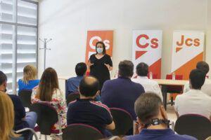 """Cs Guadalajara pide a Sanz y Bernabéu que devuelvan sus actas de concejal porque """"Ciudadanos tiene presente y futuro"""" en Cabanillas"""