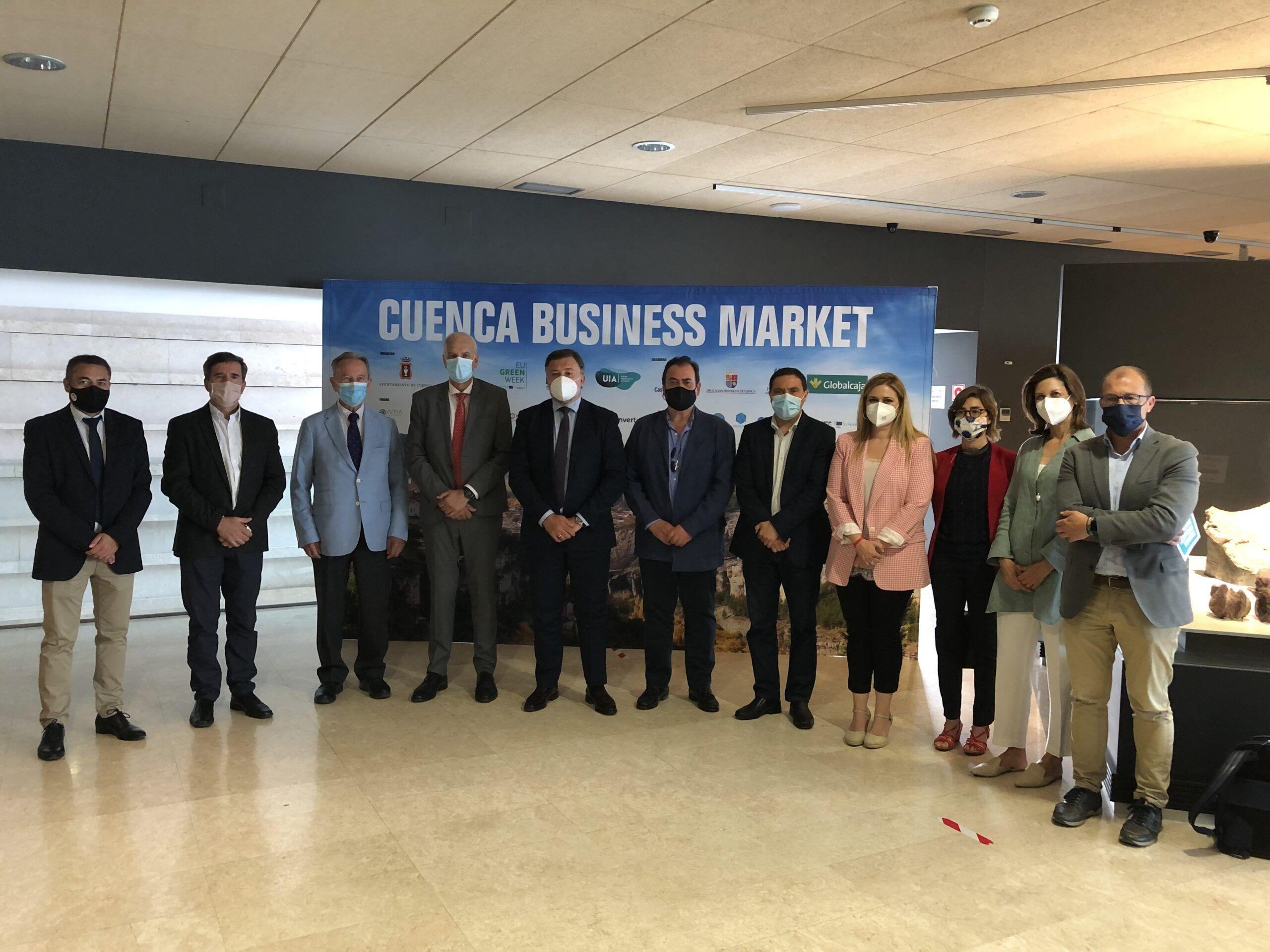 Arranca Cuenca Business Market con presencia de fondos de inversión con un capital de 100 millones para financiar proyectos en la ciudad